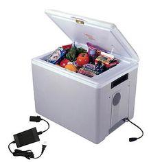 Koolatron® P75 Kool Kaddy 34 L (36 qt) 12V Electric Cooler