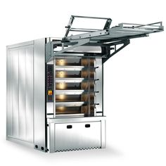 Deck Ovens, Stone Hearth Deck Ovens | Empire Bakery Equipment
