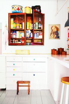 Jenny Brandt interior - Dos family