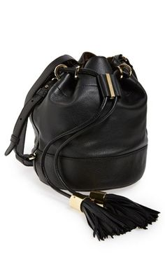 Women s See by Chloe  Small Vicki  Leather Bucket Bag See By Chloe Bags 580d45faa5c