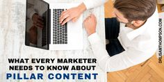 Are you using Pillar Content in your marketing?  http://www.drlisamthompson.com/pillar-content/