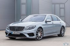 Mercedes-Benz S 63 AMG 2013: First Drive.  uber alles #coolcars