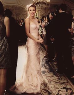 Blake Lively - style from Gossip Girl