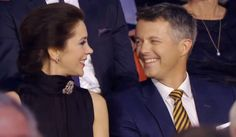 Last night Crown Princess Mary and Crown Prince Frederik honored the outstanding achievements and talent of the cultural scene and in social work