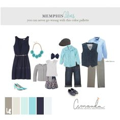 What to Wear in Shades of Blue Amanda McNeal Photography Nashville Family Photographer Spring 2014 Spring Family Pictures, Family Pictures What To Wear, Beach Family Photos, Family Pics, Spring Photos, Beach Pictures, Family Portraits What To Wear, Family Portrait Outfits, Family Picture Colors
