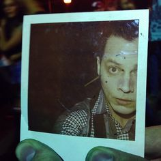 sefie from Edmonton 8.31.14. This photograph flew mere feet away from me and the security guy picked it up and gave it to a friggin DUDE! Argh!