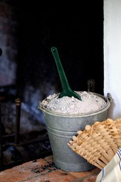 How to safely dispose of fireplace ashes. | Photo: Les Hirondelles Photography/Flickr Open/Getty | thisoldhouse.com