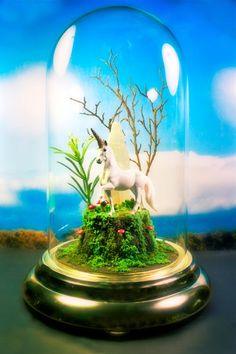 Your place to buy and sell all things handmade Terrarium Scene, Garden Terrarium, Terrarium Ideas, Home Crafts, Arts And Crafts, Miniature Fairy Gardens, Diorama, Fairy Tales, Cool Art