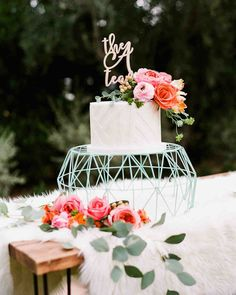 """A Bright Wedding in Arizona with Boho Touches 