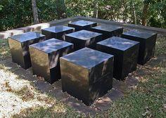 Modern Cemetary Monument - houston,texas USA
