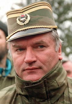 Ratko Mladic orchestrated the Siege of Sarajevo in Bosnia & the genocide at Srebrenica in 1995.After the Srebrenica and Markale massacres, NATO intervened in 1995 with Operation Deliberate Force targeting the positions of the Army of the Republika Srpska, which proved key in ending the war.