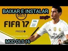 BAIXAR E INSTALAR FIFA 17 - MOD DLS 16 ! - http://tickets.fifanz2015.com/baixar-e-instalar-fifa-17-mod-dls-16/ #FIFA17