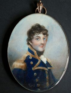 Admiral George Stewart, 8th Earl of Galloway(1768-1834) by Mrs. Anne Mee