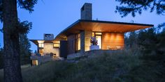 BUTTE RESIDENCE by Carney Logan Burke Architects/ Jackson, Wyoming