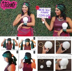 DIY: VIDENTE COSTUME #AMEI #DuplaCarioca