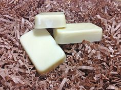 Homemade Coconut Lotion Bars from Diane Hoffmaster on the Green Choices blog from SC Johnson. Photo courtesy of Diane Hoffmaster.