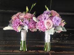 Bridesmaid Bouquets for Katie