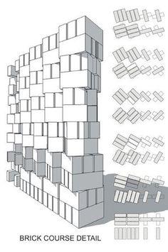 Beautiful Brickwork as Solar Screen