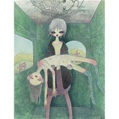 Aya Takano Aya Takano, Japanese Contemporary Art, Cybergoth, Sketchbook Inspiration, Surreal Art, Anime Style, Art Inspo, Manga Anime, Cool Art