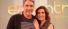 Noticias ao Minuto - Após 26 anos, Bonner e Fátima anunciam separação  Anúncio foi feito pelo Twiiter do jornalista