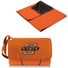 Oklahoma State Cowboys Blanket Tote by Picnic Time