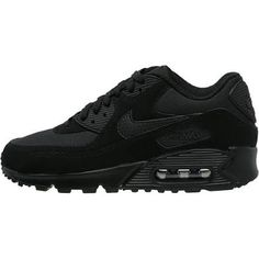 new style 94582 afd0a Nike Air Max 90 Essential triple Black Pas Cher Homme Air Max 90, Nike Air