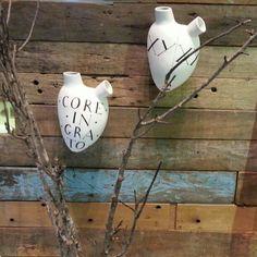 Vasos #FOS_CERAMICHE na #benedixt