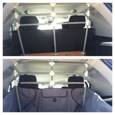 Hope Studios: Last Minute Pet Barrier for SUV | Crafty ...