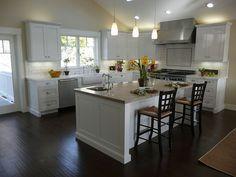 Magnificent White Kitchen Cabinets with Dark Floors 800 x 600 · 92 kB · jpeg