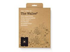 The Wallee | Packaging of the World: Creative Package Design Archive and Gallery