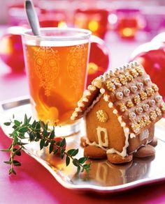 Minipiparkakkutalo | K-ruoka #joulu
