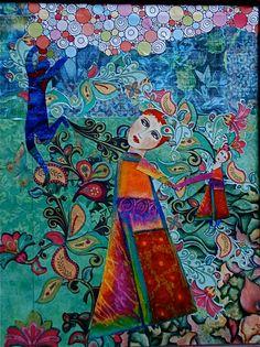 Artist, Denise Cameron Nelson