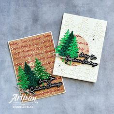 The Stamping Blok | Stampin' Up! Artisan Design Team Blog Hop | Stampin' Up! In the Pines Bundle | Rochelle Blok