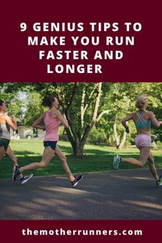 These running tips are definitely worth your time. Running Training, Running Tips, Running Humor, Circuit Training, Training Equipment, Running Workouts, Half Marathon Motivation, Running Motivation, How To Run Faster