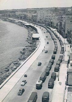 Protesta Omnibus, La Habana 1946