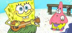 Bob esponja e Patrick estrela