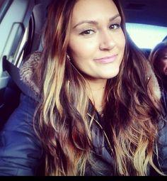 Simo's pretty hair <3