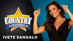 Concorra a ingressos para assistir ao show de @Ivete Sangalo  No #CountryFestival
