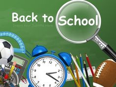 Back To School PowerPoint Template #Education #Powerpoint #templates #school