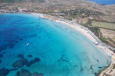 Mellieha (Ghadira) Bay, Malta