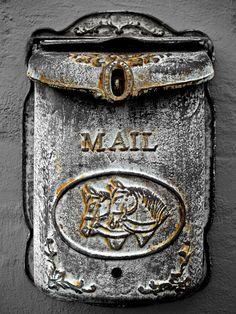 You've Got Mail by Tomasz Podhalański, via 500px
