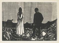 Edvard Munch (1863-1944 )...