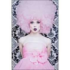 Cotton Candy ❤ liked on Polyvore featuring people, backgrounds, models and photos