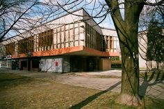 Klub Górniczy z biblioteką, arch. M. Dziekoński