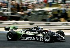 1982 Jochen Mass; March 821 Ford look at sponsors :)