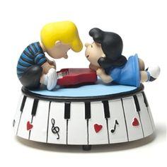 Piano Love Music Box