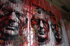 Street Artist Orticanoodles