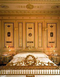 "ruediger benedikt, ""Versace, take a look at their latest interior design creations!"