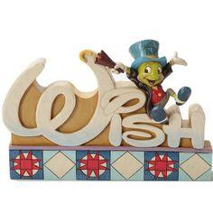 """""""Wish"""" Jiminy Crickett by Jim Shore"""