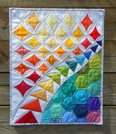 Quilted colors